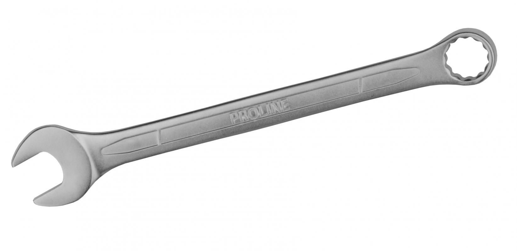 Proline Kombinēta atslēga HD CrV  6mm