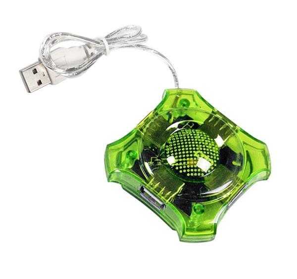 ESPERANZA EA150G Hub 4 Port USB 2.0 -STAR USB centrmezgli