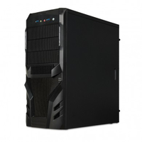 Whitenergy ATX Mid Tower Computer Case PC-3040 with 400W PSU ATX 2.2 12cm Datora korpuss