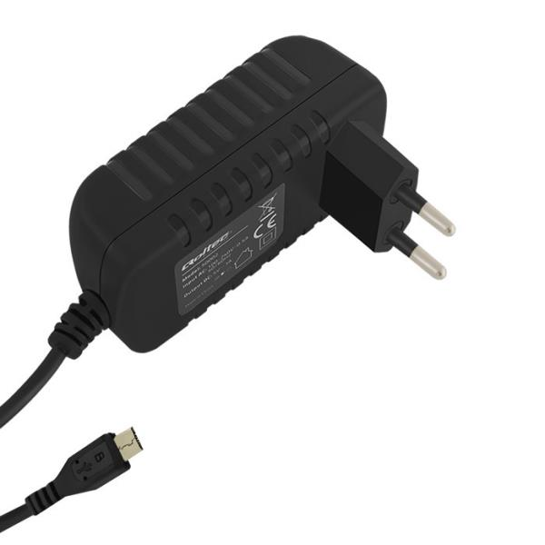 Qoltec charger for tablet 15W 5V 3A microUSB iekārtas lādētājs