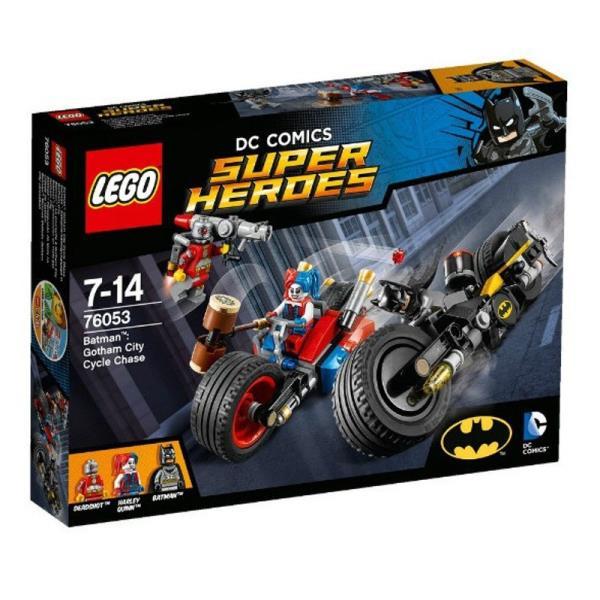 LEGO Batman Gotham City Cycle C.. V29 76053 LEGO konstruktors