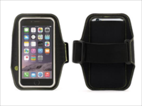 Griffin  Trainer Case iPhone 6 Black aksesuārs mobilajiem telefoniem