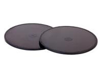 Dashboard Mount Disks 1x2 Black 100916 Accessories navigācijas piederumi