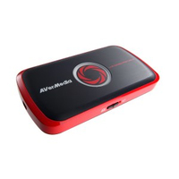 AVerMedia Video Grabber Live Gamer Portable, USB, HDMI, FullHD, SD Card Slot uztvērējs