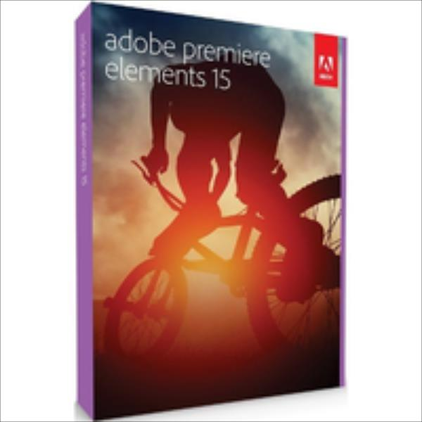 Adobe Premiere Elements v15, MLP, English, Retail, 1 User programmatūra
