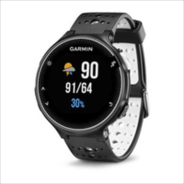 Garmin Forerunner 230 Black-White Viedais pulkstenis, smartwatch