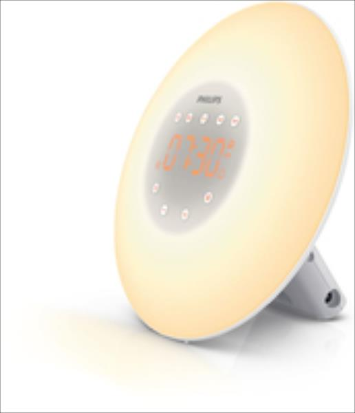 Philips Wake-up Light HF3505/01 radio, radiopulksteņi