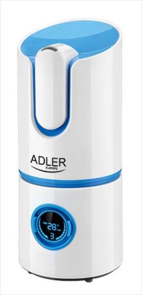 Adler AD7957 Zils Gaisa mitrinātājs Klimata iekārta