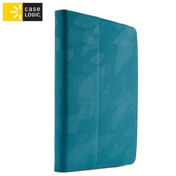 Case Logic CEUE1108HDN universāla soma planšetdatoriem līdz 8 collām Zaļa/Zila planšetdatora soma