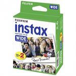 Fujifilm Instax Wide Glossy (10plx2) foto papīrs