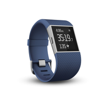 Fitbit Surge, Large - Blue [FB501BUL-EU] sporta pulkstenis, pulsometrs