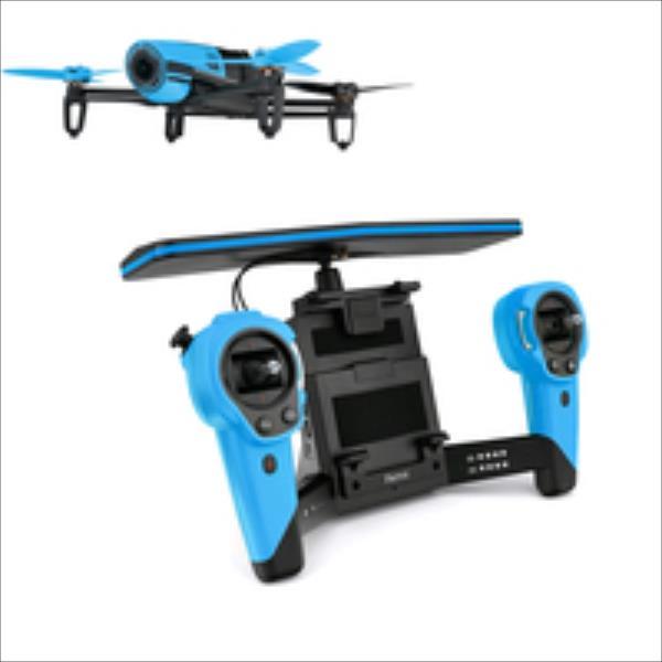 Parrot Bebop Drone inkl. Skycontroller blue Droni un rezerves daļas