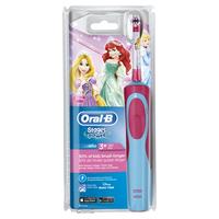 Braun Oral-B Stages Power Princess elektrische Zahnburste fur Kinder mutes higiēnai