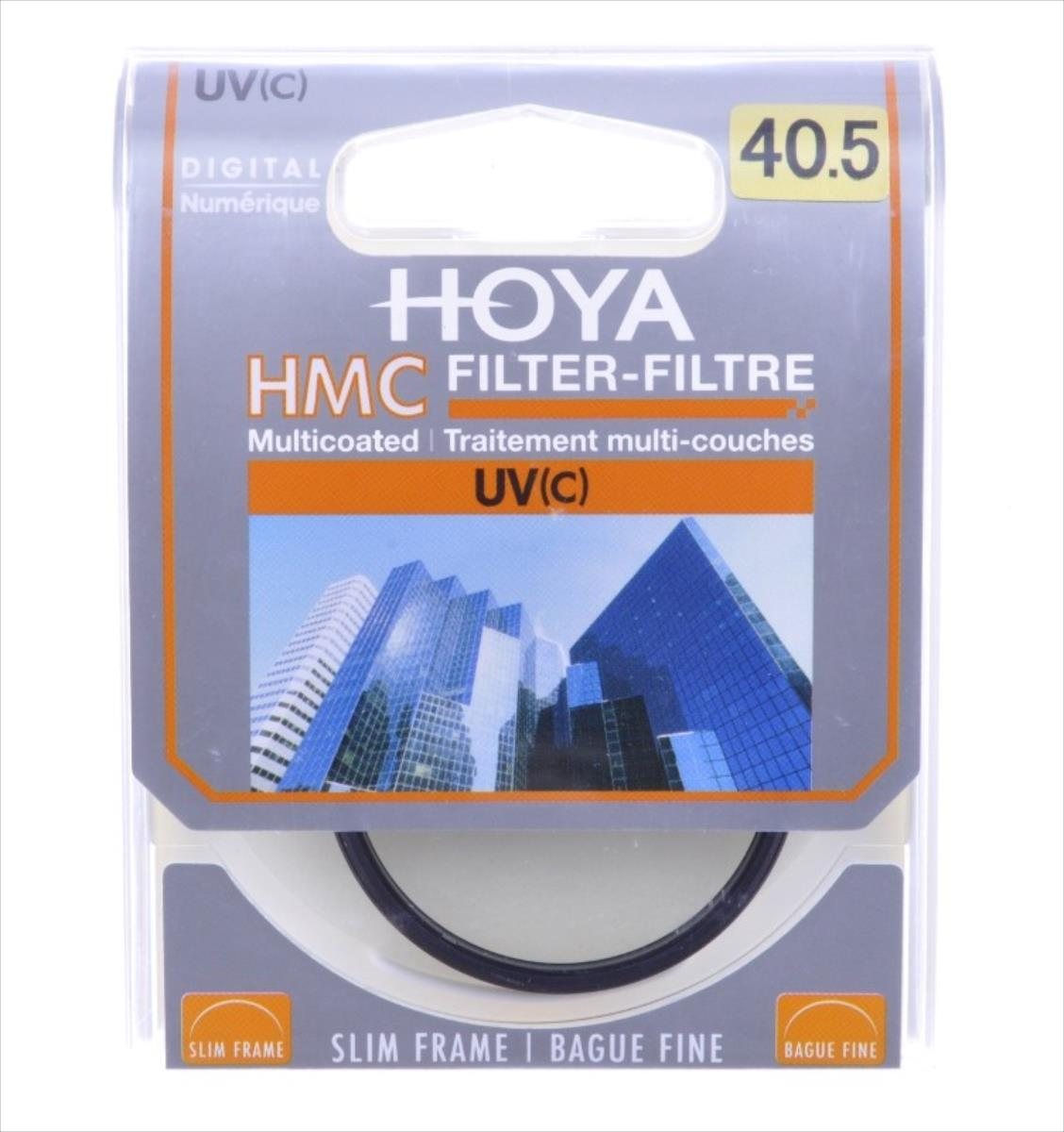 FILTER HOYA UV (C) HMC 40,5 MM UV Filtrs