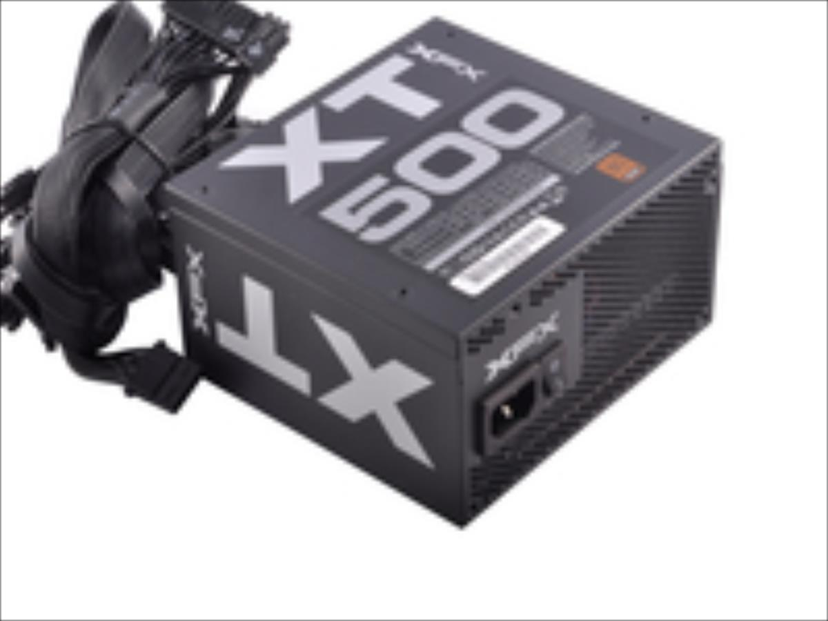 XFX Core XT 500W (P1-500B-XTFR) Barošanas bloks, PSU