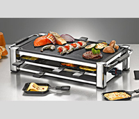 Grill Rommelsbacher Raclette RCC 1500 Galda Grils