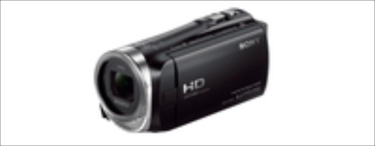 Sony HDR-CX450B Black / SteadyShot/Full HD rec./ Exmor R™CMOS/ 30x optical zoom/ BIONZ X/ 3.0