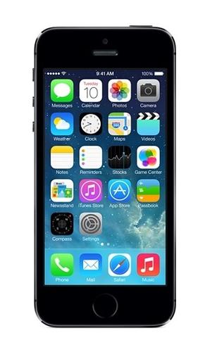 Apple iPhone 5s 16GB Space Gray (Atvērts iepakojums) Mobilais Telefons