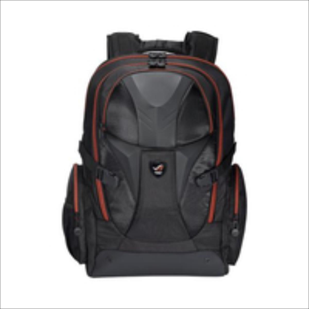 Asus ROG NB Bag 17 Nomad Backpack V2 portatīvo datoru soma, apvalks
