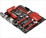 ASRock Fatal1ty Z97X Killer, Intel Z97 Mainboard - Sockel 1150 pamatplate, mātesplate