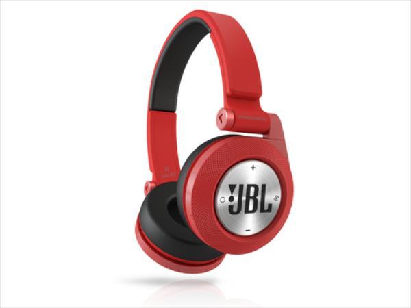 JBL E40BT Bluetooth Red austiņas
