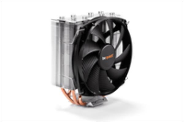 BE QUIET! SHADOW ROCK SLIM S1155/1366/2011/AM3+ dzesētājs, ventilators