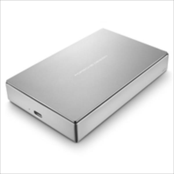 External HDD LaCie Porsche Design Mobile Drive 4TB USB 3.1 Ārējais cietais disks
