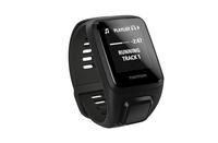 TomTom Spark 3 Cardio + Music + Headset Black S sporta pulkstenis