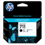 HP 711 ink black 80 ml DJ T120 520 kārtridžs