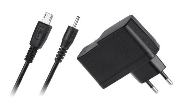 Kruger & Matz for tablets and smartphones (microUSB) 5V 3A