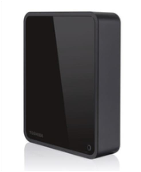 Toshiba CANVIO for DESKTOP 5TB 3.5, USB 3.0, Black Ārējais cietais disks