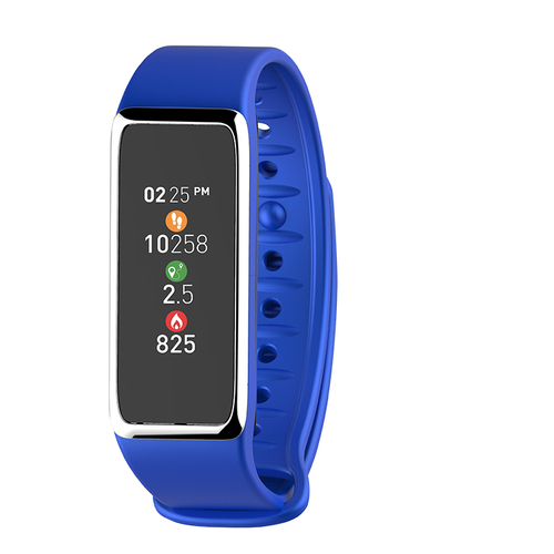 MyKronoz ZeFit 3 HR blue sporta pulkstenis, pulsometrs