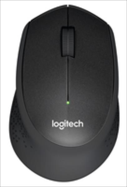 Logitech M330 Silent Plus BLACK Datora pele