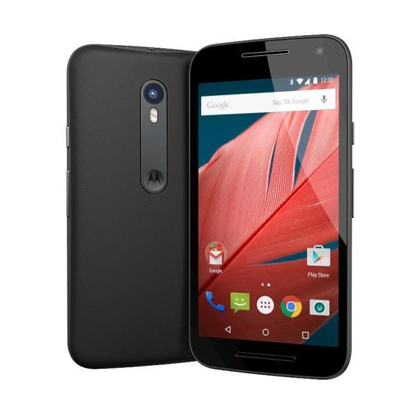 Motorola XT1541 Moto G 3nd generation 8GB LTE black Mobilais Telefons