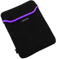 ESPERANZA ET171V Sleeve for Tablet 7''  | Black / Violet| Neopren 3mm planšetdatora soma