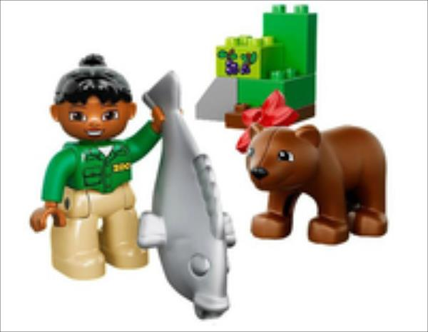 LEGO Zoo Care V29 10576 LEGO konstruktors