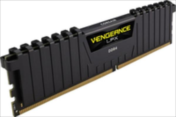 Corsair Vengeance LPX 16GB  DDR4 3000 Mhz C15 XMP 2.0 - black operatīvā atmiņa