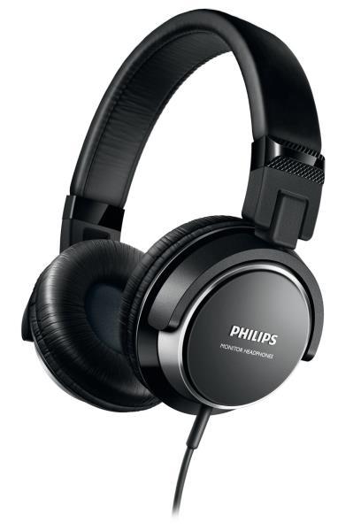 Philips SHL3260BK/00 austiņas