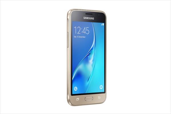 Samsung Galaxy J1 (2016) J120 8GB gold Mobilais Telefons