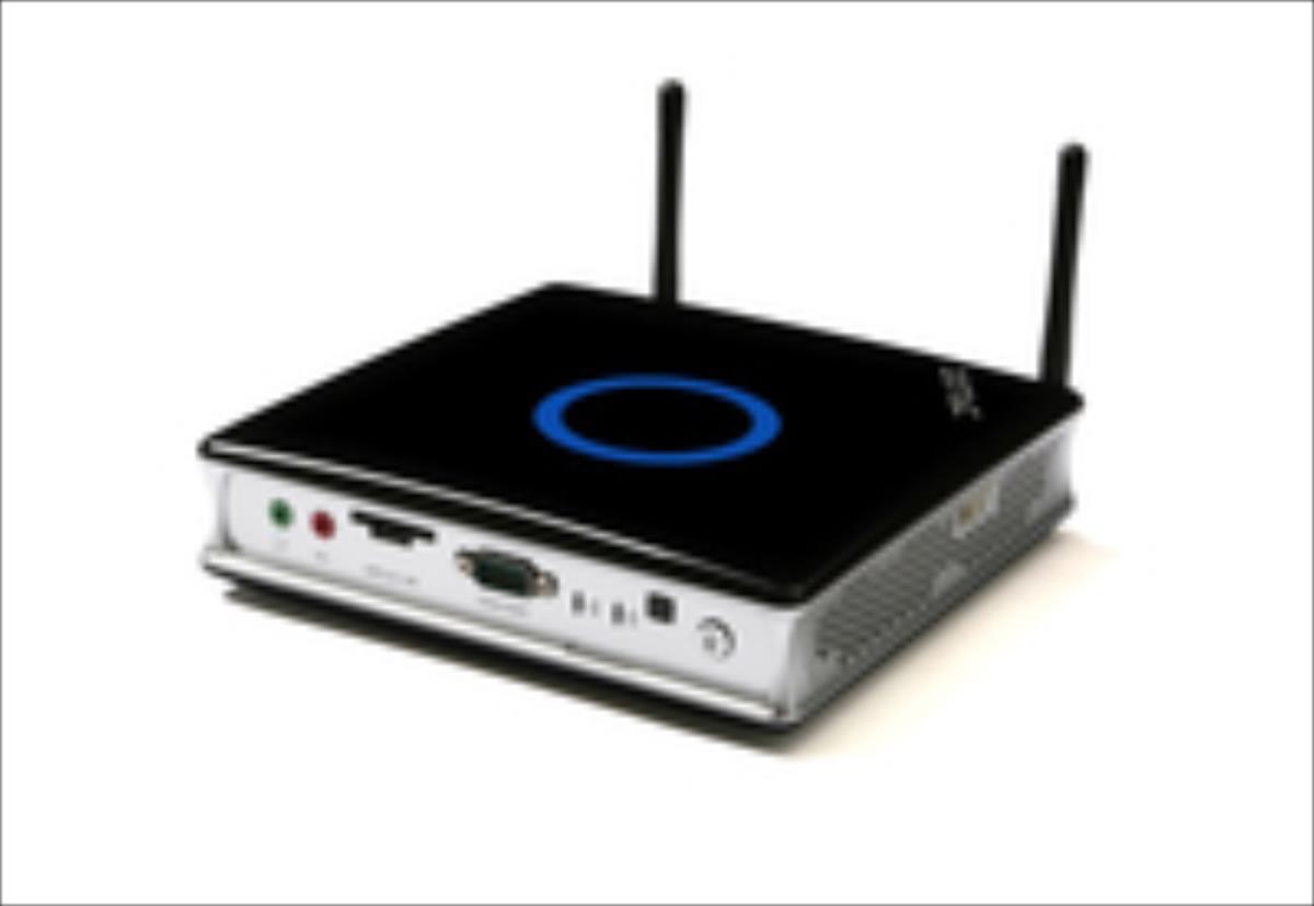 ZOTAC ZBOX RI531, i3-5010U, DDR3L-1600, mSATA/SATA3, WiFi, BT, RAID, EU+UK dators
