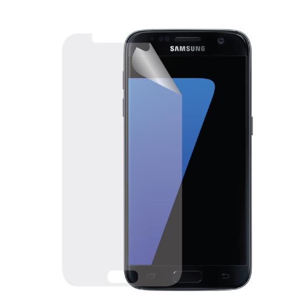 BlueStar Samsung G935F Galaxy S7 Edge ekrāna aizsargplēve Glancēta aksesuārs mobilajiem telefoniem