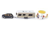 Siku car with camping trailer galda spēle