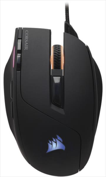 Corsair Optical Gaming Mouse Sabre RGB 10000dpi Datora pele