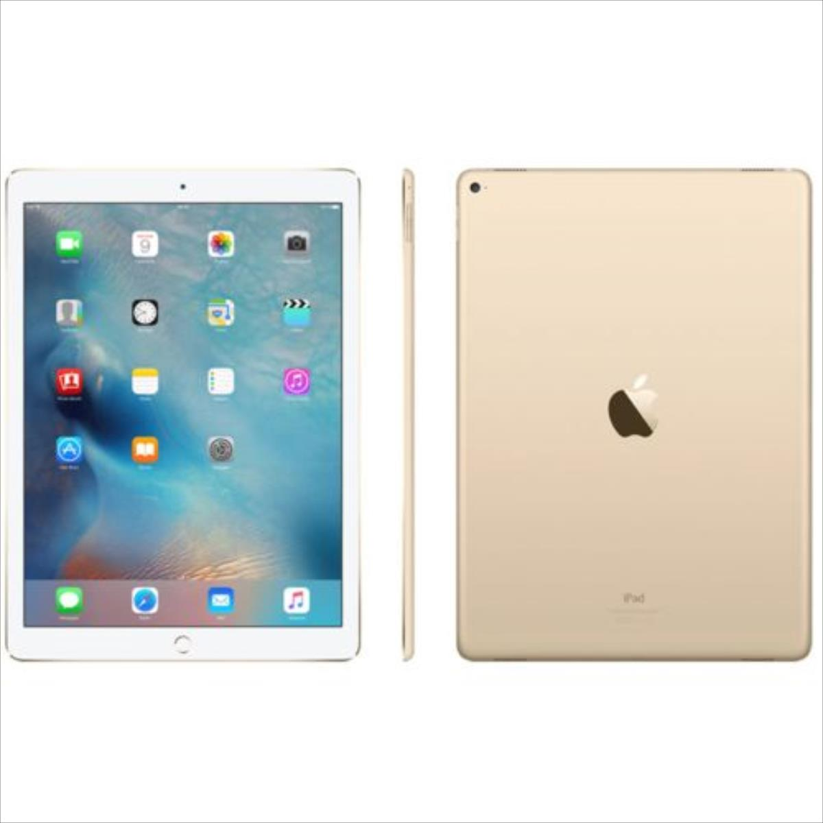 APPLE iPad Pro Wi-Fi 256GB - Gold Planšetdators