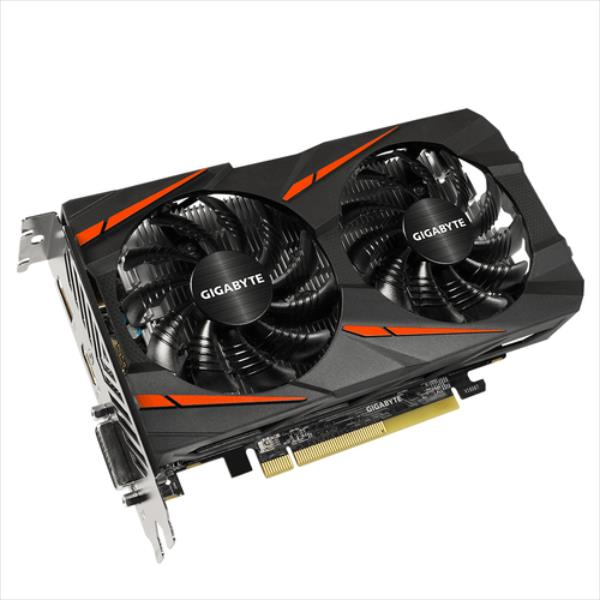 Gigabyte Radeon RX 460 GV-RX460WF2OC-4GD 4GB GDDR5 video karte