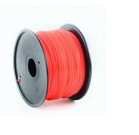 Gembird Filament PLA, 1.75mm, 1kg, red (3DP-PLA1.75-01-R) 3D printēšanas materiāls