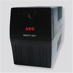 AEG Protect alpha. 1200 nepārtrauktas barošanas avots UPS