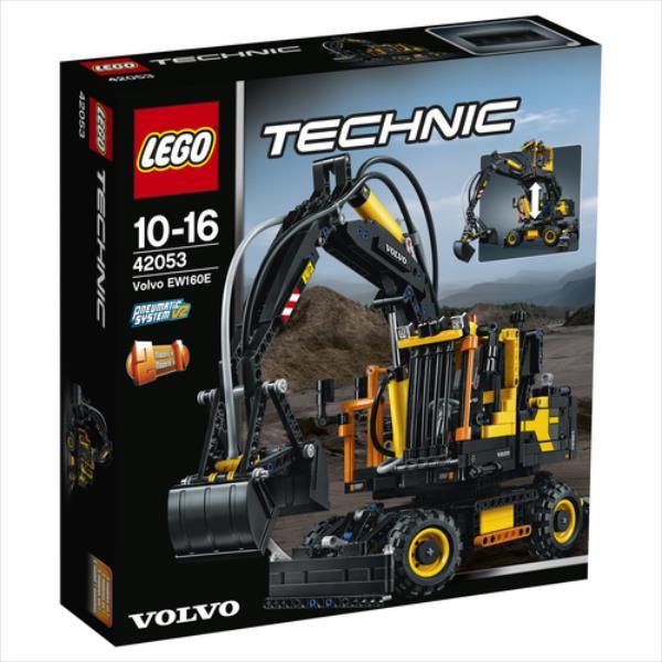 LEGO Volvo EW160E V29  42053 LEGO konstruktors