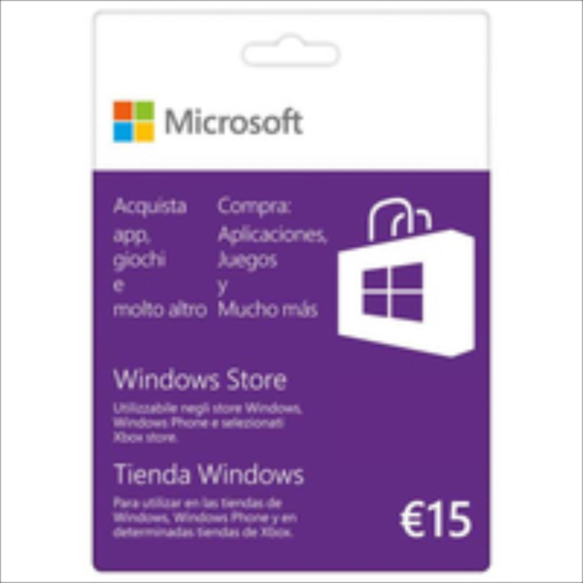 Microsoft XBOX360 Live Card 15 EUR