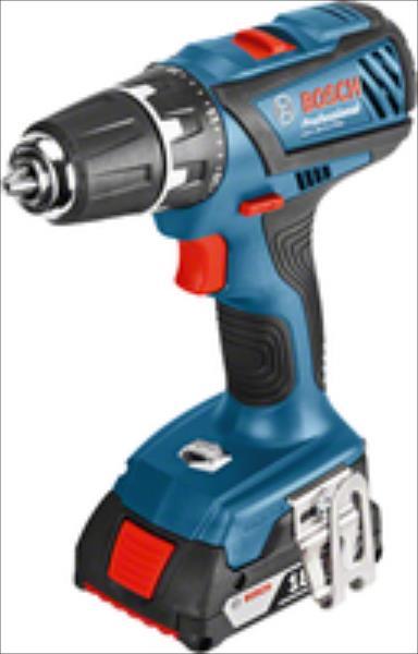 Bosch GSR 18-2-Li + 3x1.5 Ah Akku Elektroinstruments